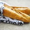 Rosemary Basil Baguette (Whole Wheat)