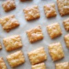 Homemade Cheez Its