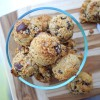 Chocolate Chip Raisin Oat Cookies (Gluten Free)