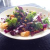 Red Cabbage & Kale Slaw