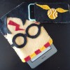 Harry Potter Kindle and iPhone Covers