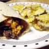 Cheeseburger Wraps