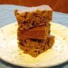 Chai Gingerbread Bars
