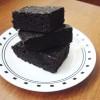 Simple Chewy Brownies