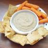 Garlicky White Bean Hummus