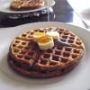 Gluten Free Coconut Waffles