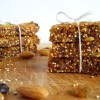 Carrot Cake Quinoa Bars