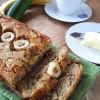 Zucchini Banana Rum Bran Bread